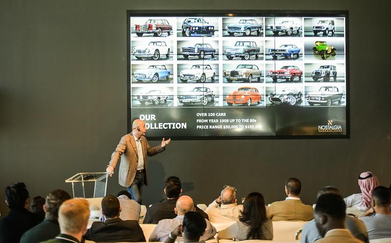 Launch of Nostalgia Classic Cars Showroom in the UAE (2)