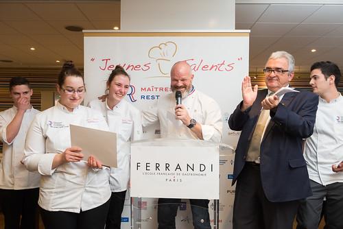 Concours Jeunes Talents Maître Restaurateurs 2017