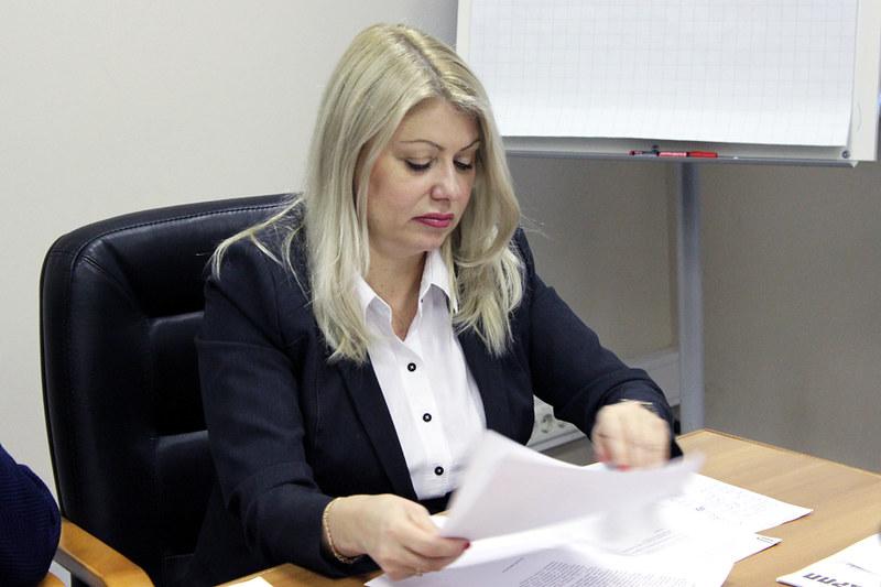 Алла Игнатьева, руководитель рабочей группы АРПП