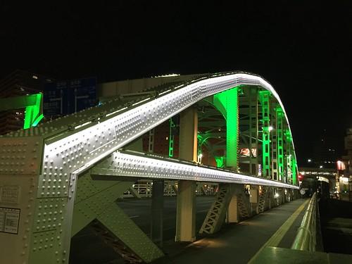 岩手県盛岡市 開運橋