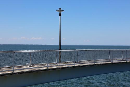 Chesapeake bay bridge tunnel access to fishing pier off for Chesapeake bay bridge fishing report