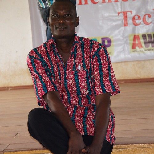 Mr. Ben Bright Ankrah | by STEM+Love=A Better World