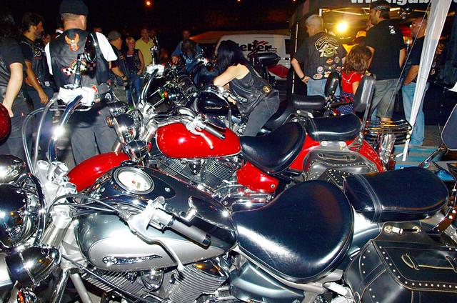 Biker's Festival, Garachico, Tenerife