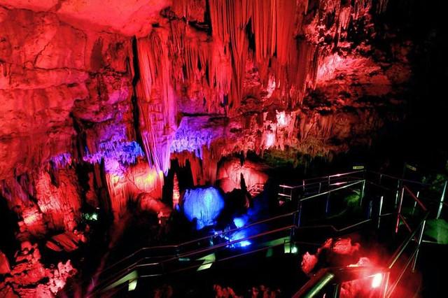 Klayar Beach Goa Gong Cave