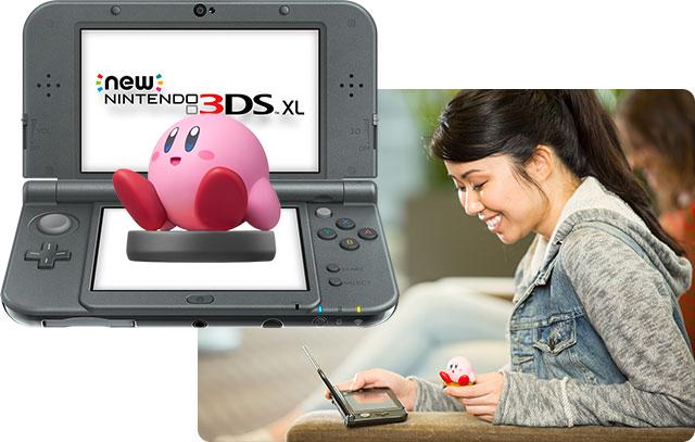 Giống như các thành viên trong dòng DS, New Nintendo 3DS hỗ trợ chơi ngược  lại các game và chương trình của hệ máy cũ trong dòng DS, điều này mang lại  ...