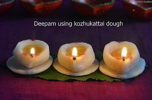 how to celebrate Karthigai deepam