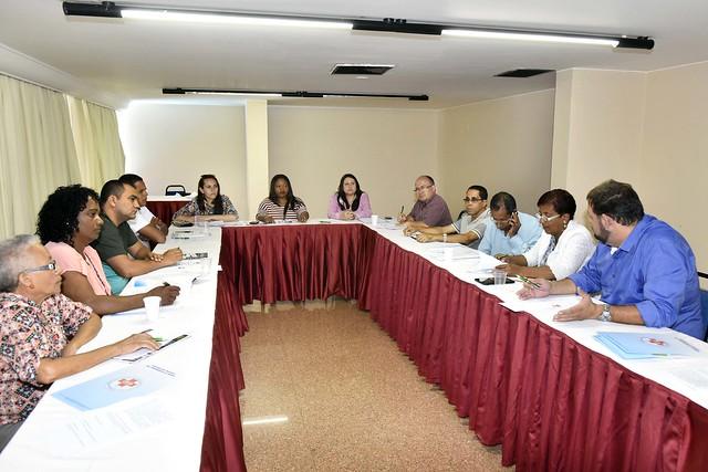Reunião Diretoria e Comitês CNTS - Novembro de 2015