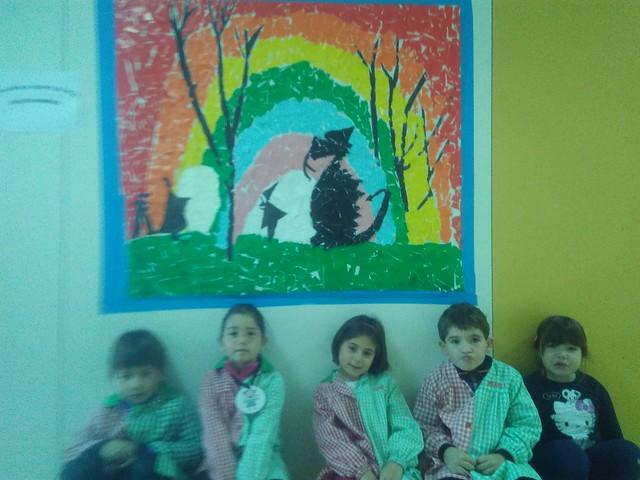 mural Violeta