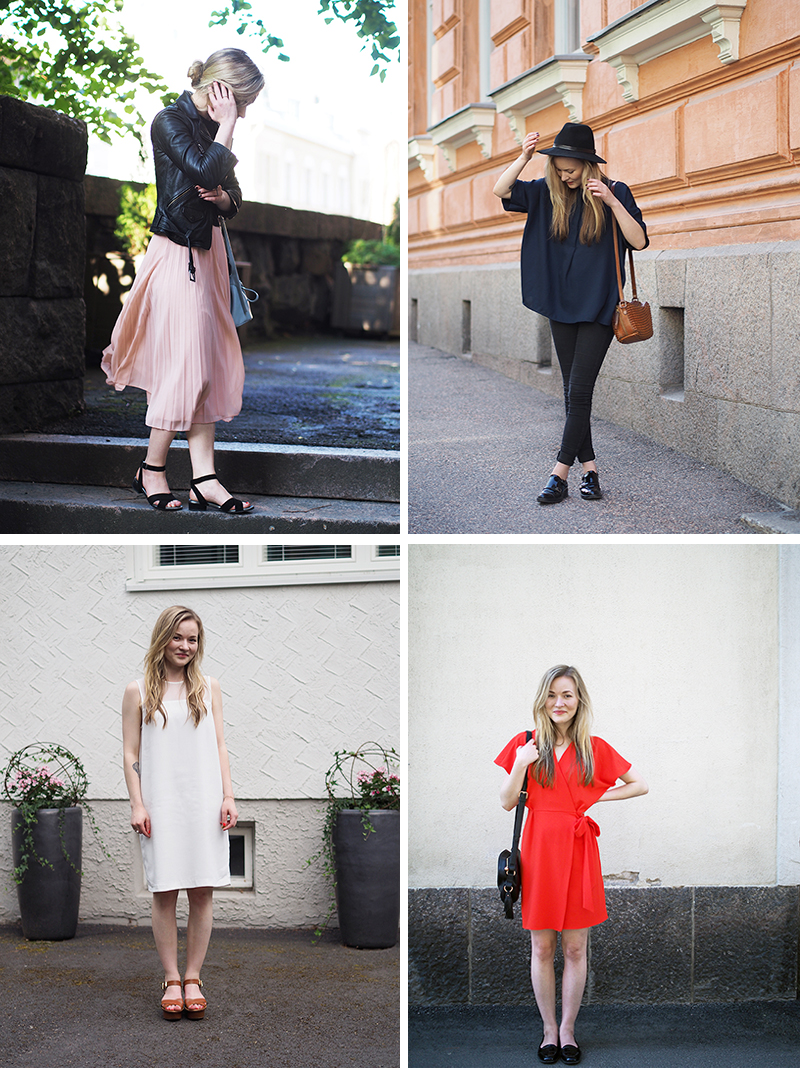 summer outfits // ida365.fi