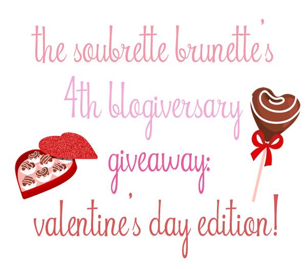 blog valentine giveaway