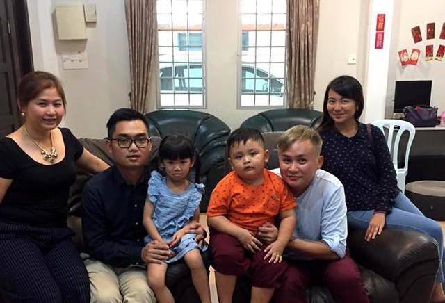 Mary & Bongkerz & families