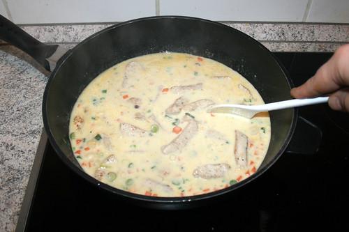 35 - Verrühren & aufkochen lassen / Mix & bring to a boil