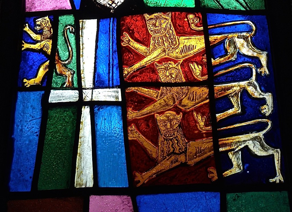The Swedish Windows Coventry Cathedral National Symbols Flickr