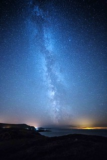 Milky Way From Corrins Folly | by ronstrathdee