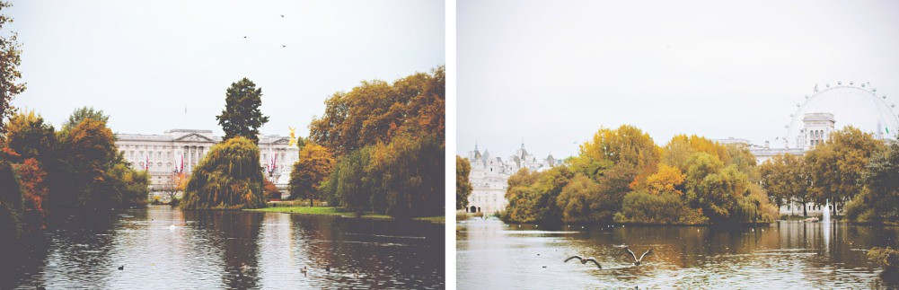 St. James' Park, London | via It's Travel O'Clock