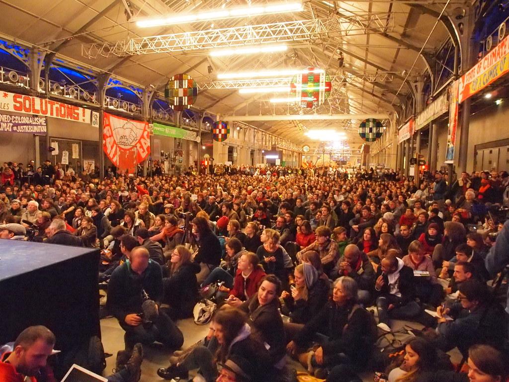 台下觀眾滿滿滿。攝影:賴慧玲。