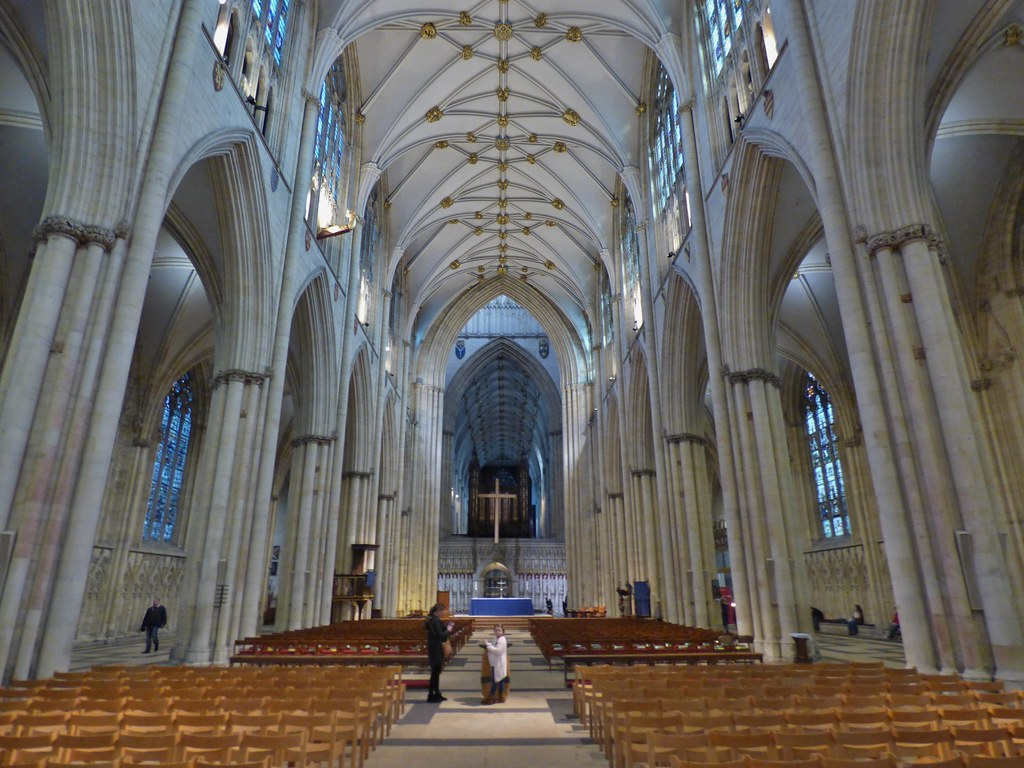 york minster in the city of york yorkshire england feb flickr