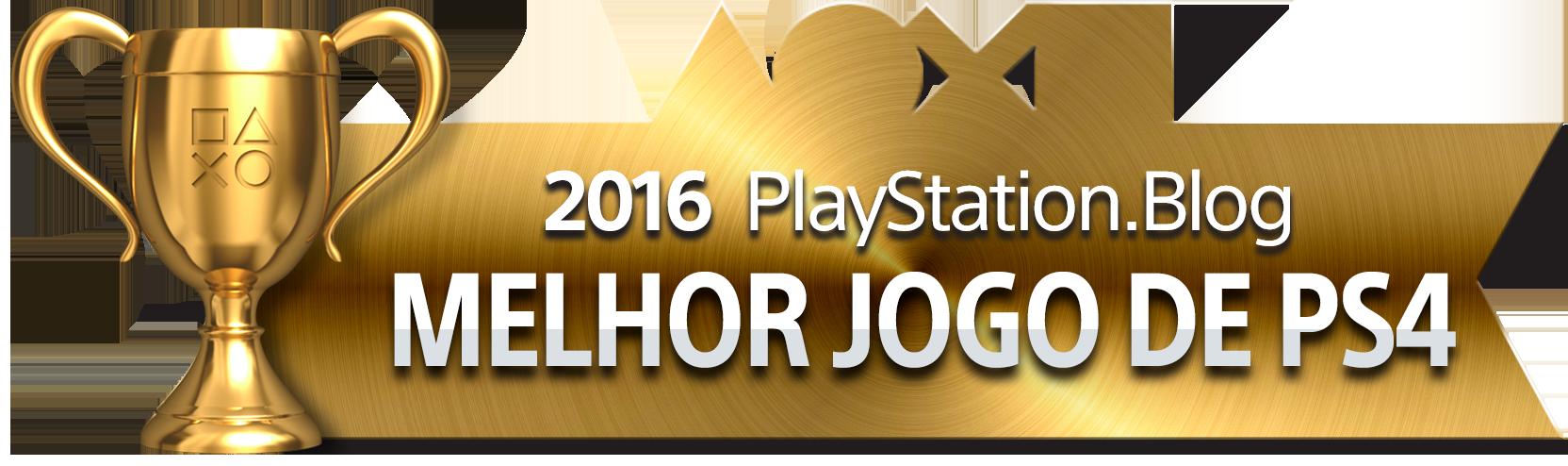 Melhor Jogo de PS4 - Ouro