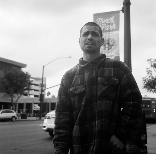 Man on Street, North Park, San Diego | by Jesse Keller
