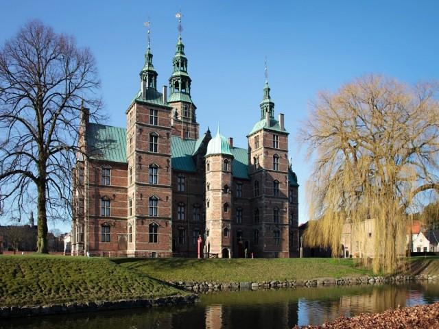 castelul rosenborg copenhaga 1