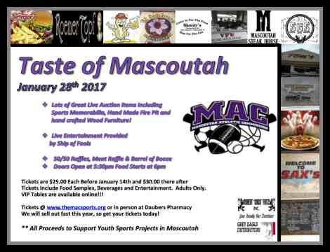 Taste Of Mascoutah 1-28-17
