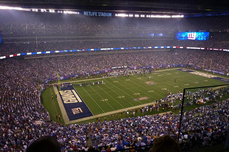 Futebol americano em Nova York  ingressos b5b418db85097