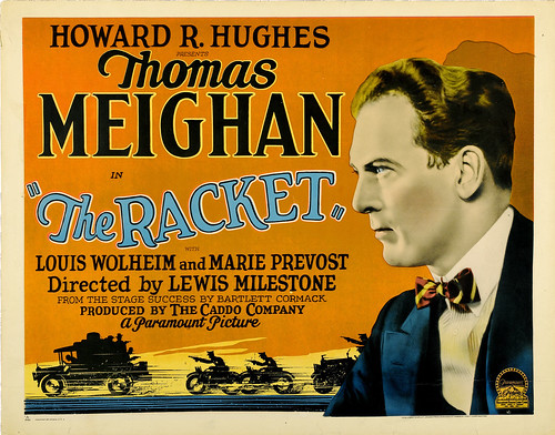 The Racket - 1928 - Poster 2