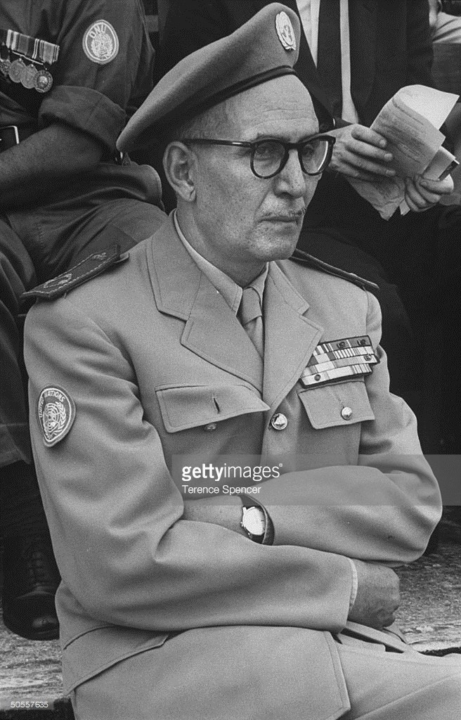 Les Forces Armées Royales au Congo - ONUC - 1960/61 32346632475_d2dd957ffc_o