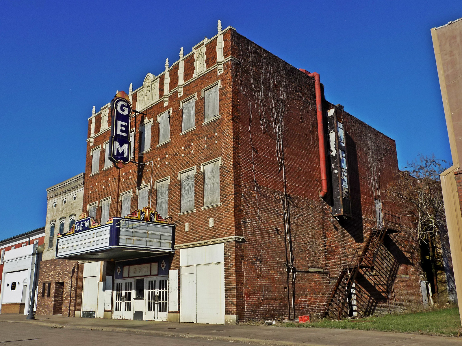 Cairo, Illinois (March 2017)