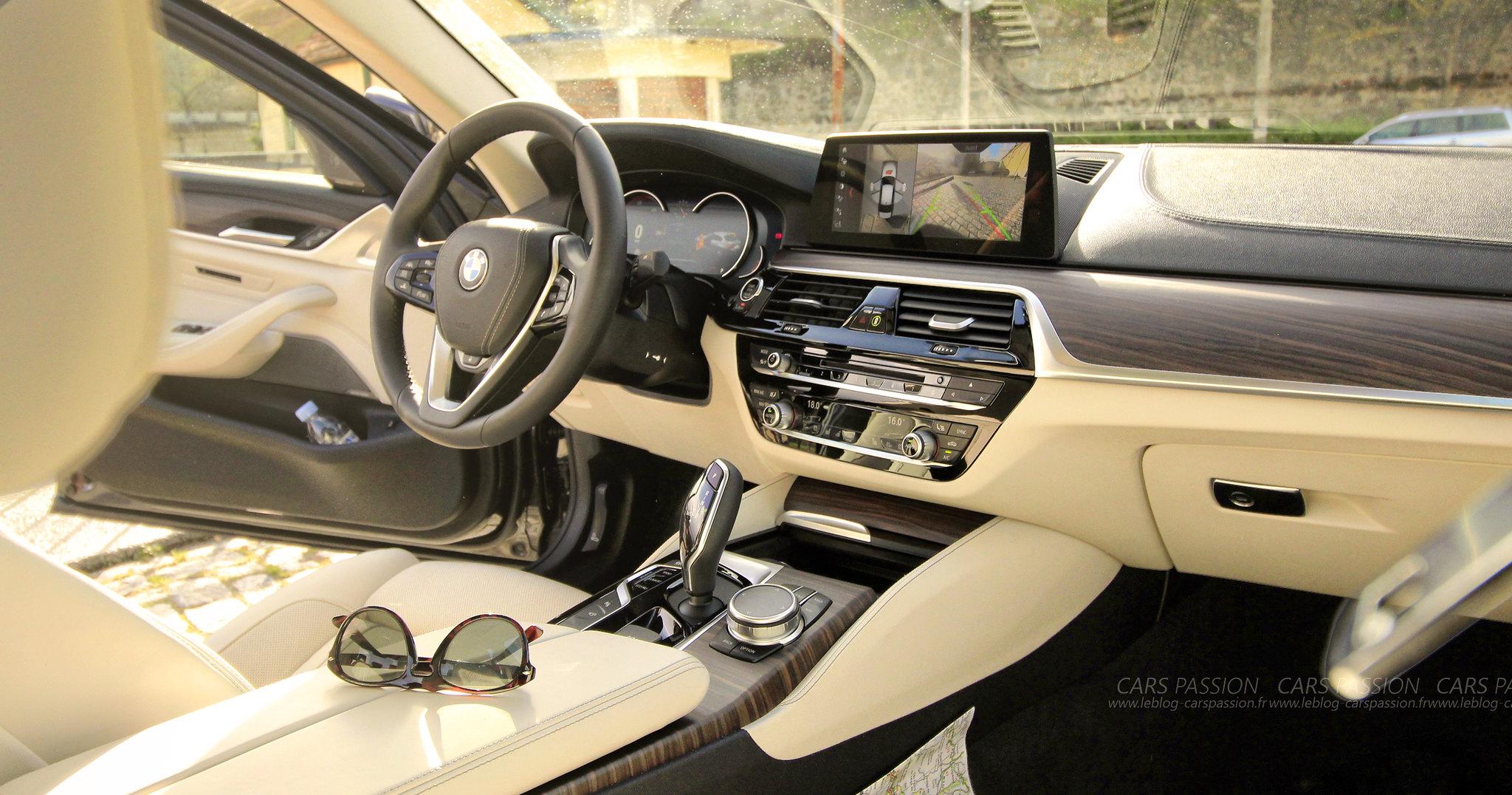 Essai Nouvelle BMW série 5, presque Parfaite ! - Blog Auto ...