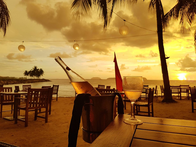 Sunset dining KK