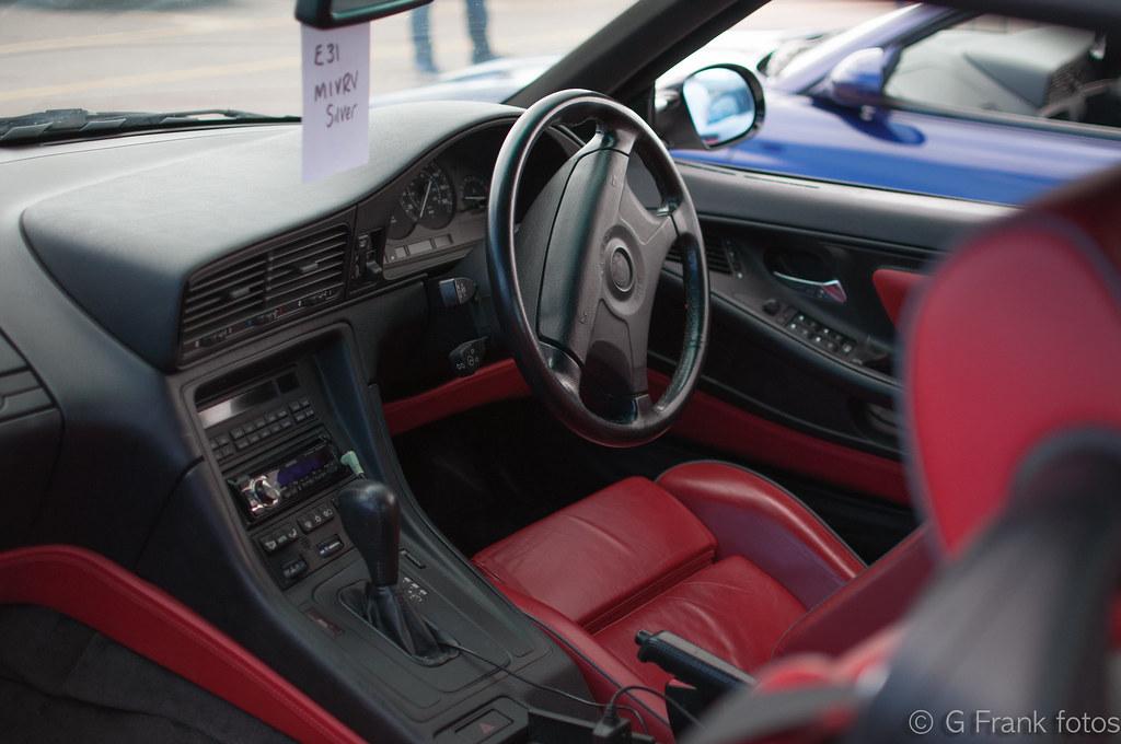 E31 Bmw 8 Series Interior Gaydon 2015 Graeme Franklin Flickr