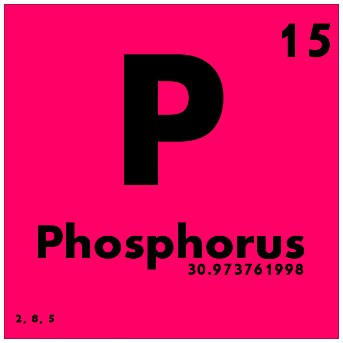 015 phosphorus periodic table of elements watch study gu flickr 015 phosphorus periodic table of elements by science activism urtaz Image collections