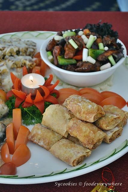 3.Lunar New Year Culinary Delight @ Silka Hotel Cheras