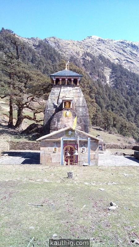 Madhmaheshwar Trek