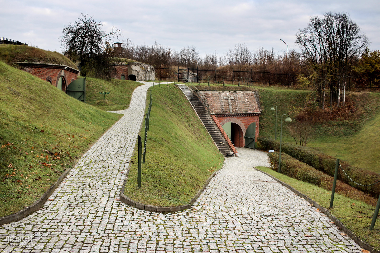 fort VII, fort 7, dark tourism, tuskaturismi, keskitysleiri, concentration camp, extermination camp, death camp, second world war, nazi concentration camp, poznan, visit poznan