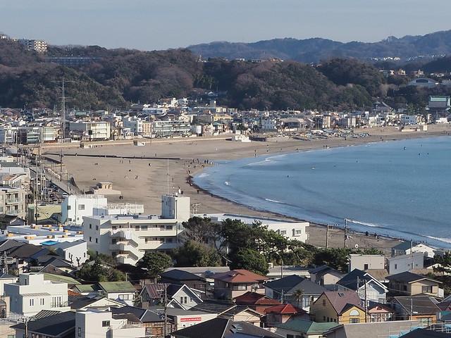 walking around Kamakura 2016.12.25 (41) with Digital Telecon x2