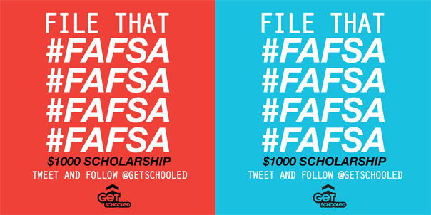 File That FAFSA Digital Banners