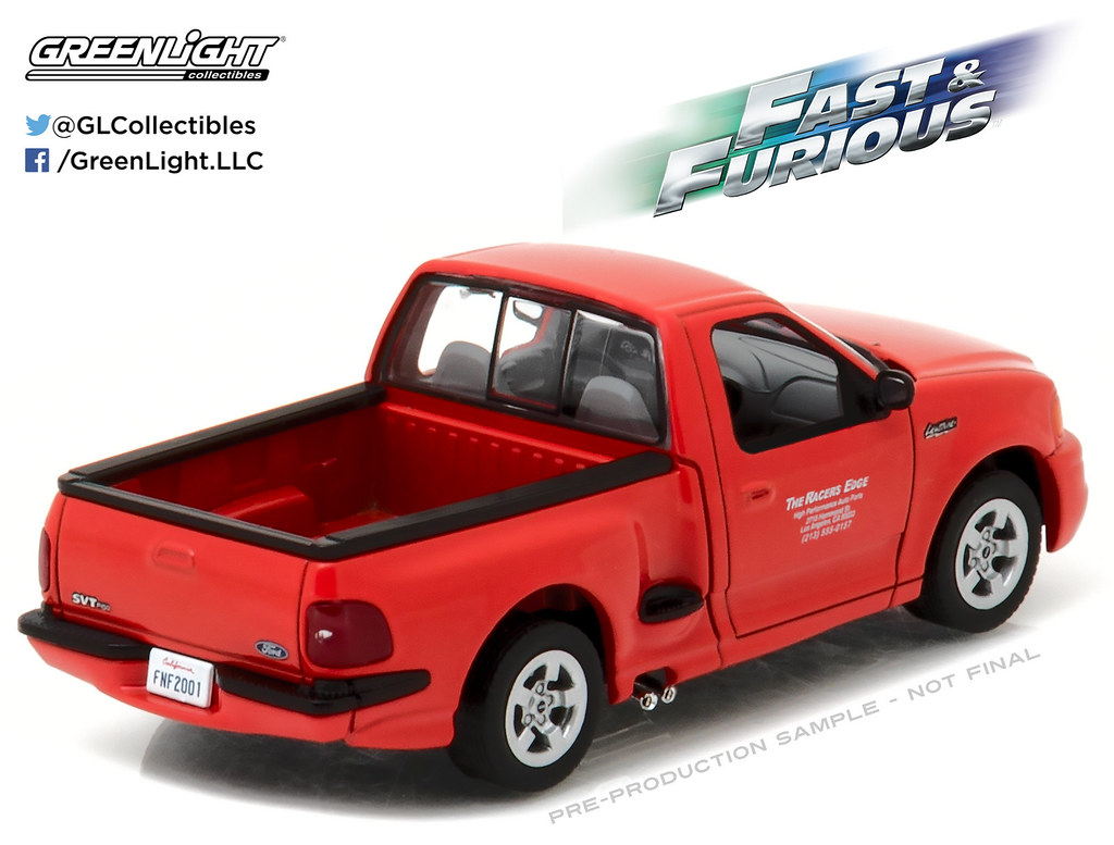86235 1 43 fast and furious 1999 ford f 150 svt lightning
