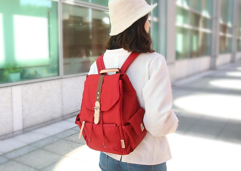 c470da58f5 KOPER  Light sweet caramel  Classic Lovely backpack (straps ...