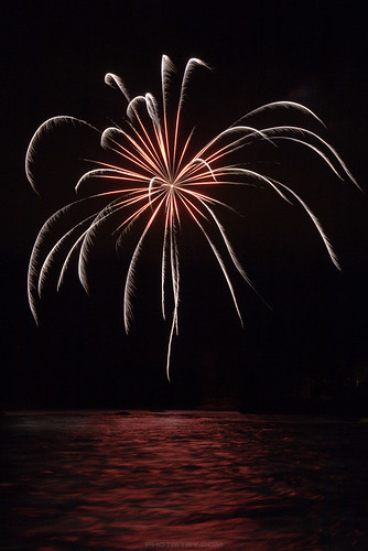 Photographer Curtis Cunningham - fireworks