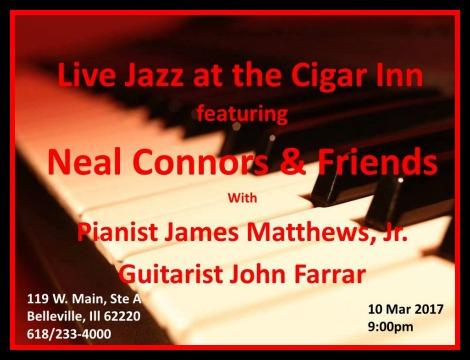 Cigar Inn 3-10-17