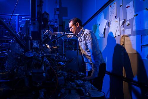 IBM Stored Data on the World's Smallest Magnet, a Single Atom