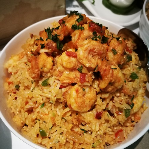 DavaoFoodTripS.com : Creole Shrimp Rice | Seda Abreeza Summer Treats in Misto, Flavors of the Philippines and Their International Rice Bowls