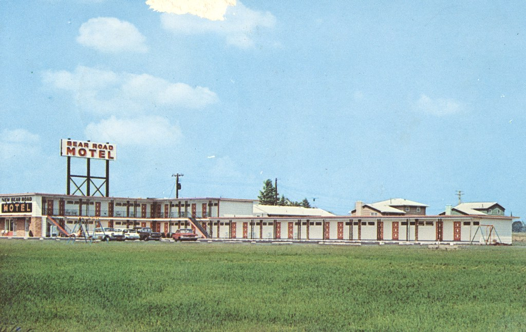 Bear Road Motel - North Syracuse, New York