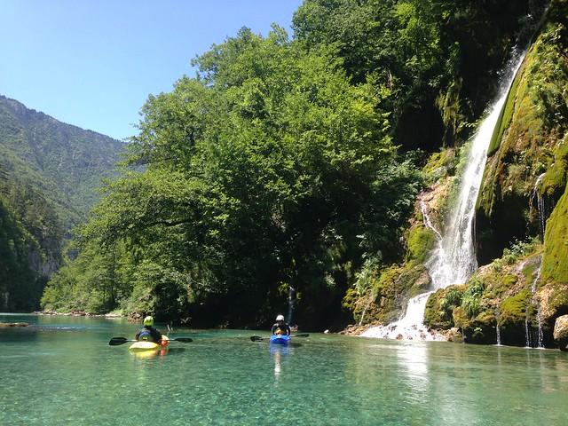 Tara Canyon Montenegro