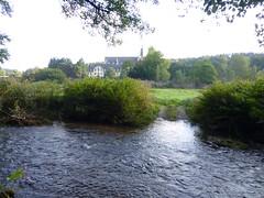 Kloster Himmerod an der Salm