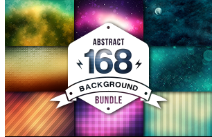 126 Color Backgrounds Bundle