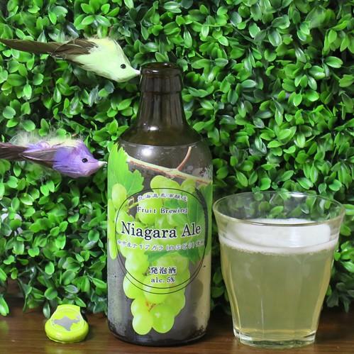 ナイアガラエール 北海道麦酒