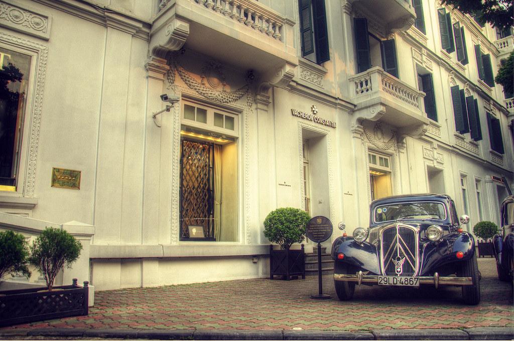 Hotel Metropole Hanoi Spa